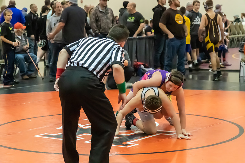 Rambler Wrestling 008 January 05, 2020
