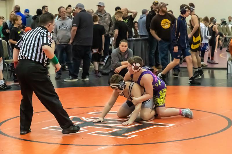 Rambler Wrestling 005 January 05, 2020