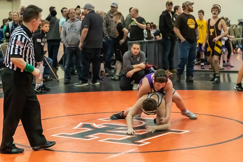 Rambler Wrestling 006 January 05, 2020