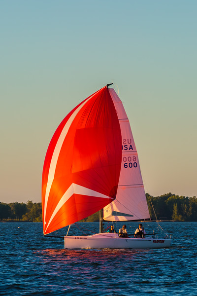 Sail Boat Race 210