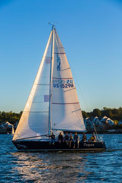 Sail Boat Race 168