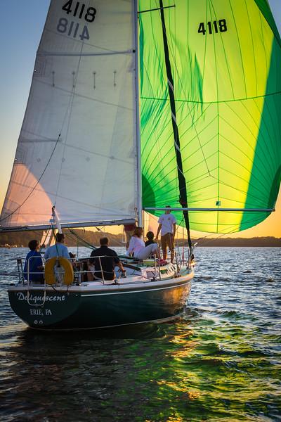 Sail Boat Race 241