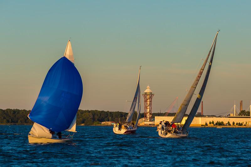 Sail Boat Race 201