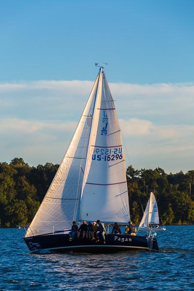 Sail Boat Race 158