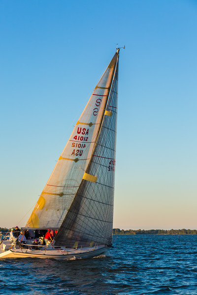 Sail Boat Race 185