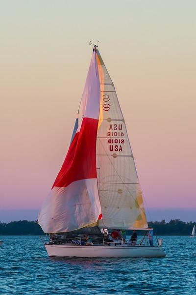 Sail Boat Race 249