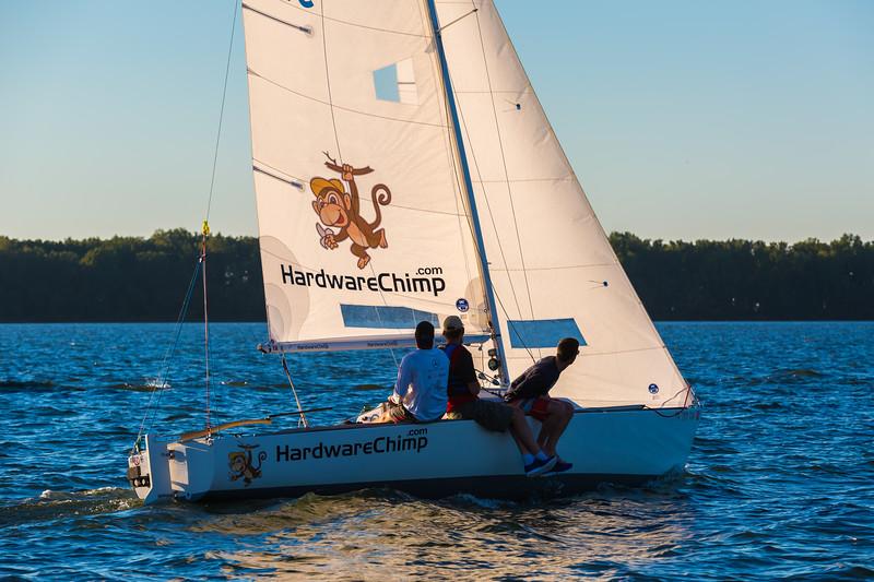 Sail Boat Race 156