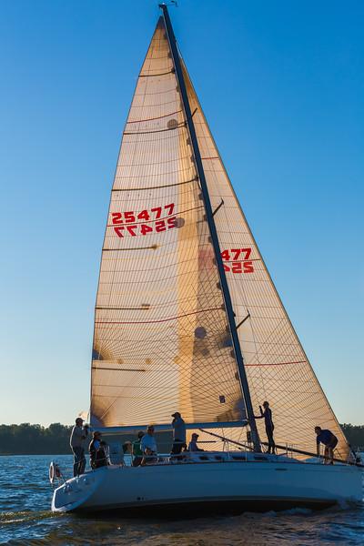 Sail Boat Race 134