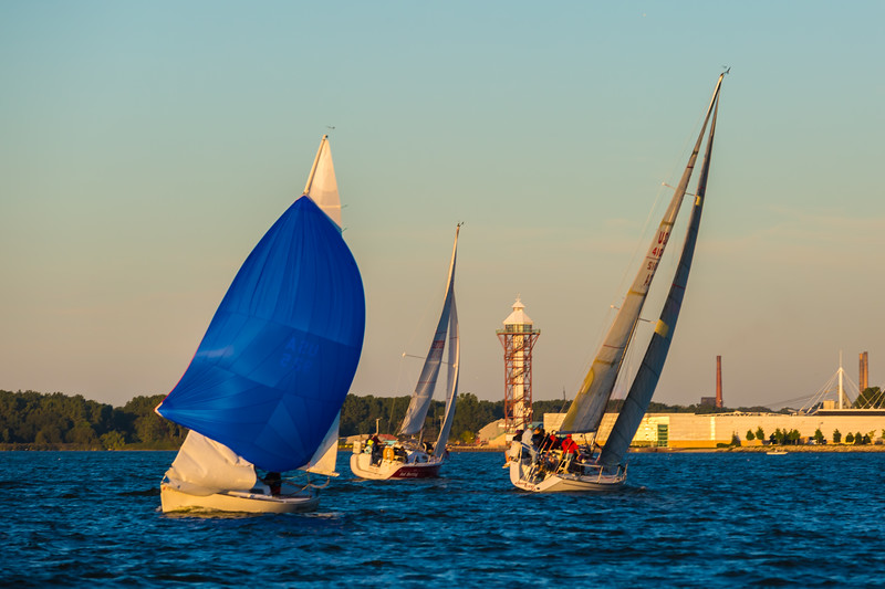 Sail Boat Race 200