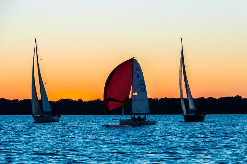 Sail Boat Race 272