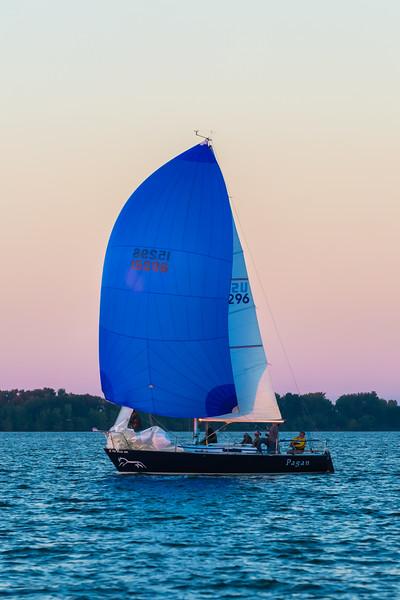 Sail Boat Race 250