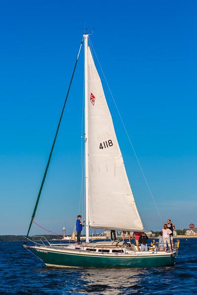Sail Boat Race 096