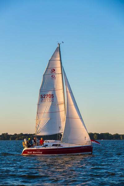 Sail Boat Race 176