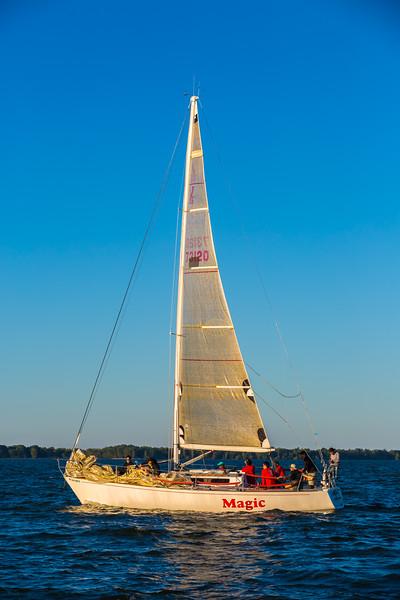 Sail Boat Race 140