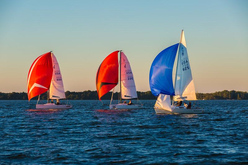 Sail Boat Race 215