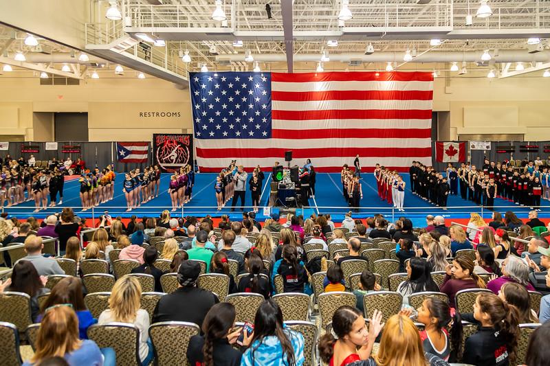 Stars & Stripes Gymnastics 005 January 18, 2020