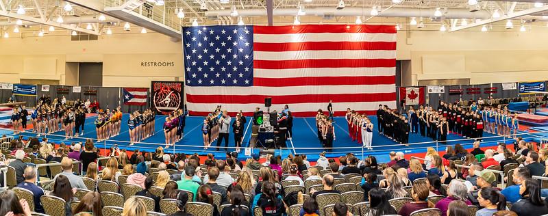 Stars & Stripes Gymnastics 007 January 18, 2020