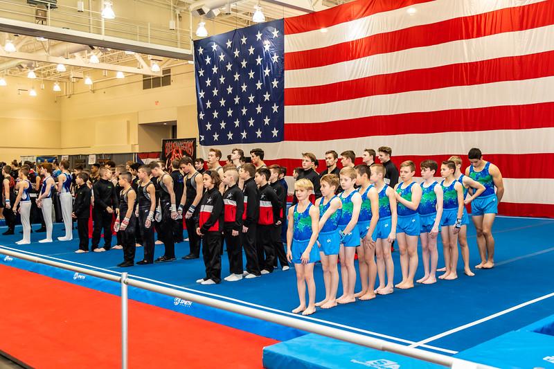 Stars & Stripes Gymnastics 009 January 18, 2020