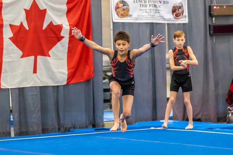 Stars & Stripes Gymnastics 020 January 18, 2020