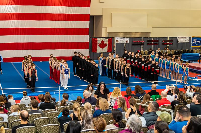 Stars & Stripes Gymnastics 002 January 18, 2020
