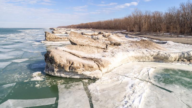 PI Ice Dunes 005 February 03, 2019