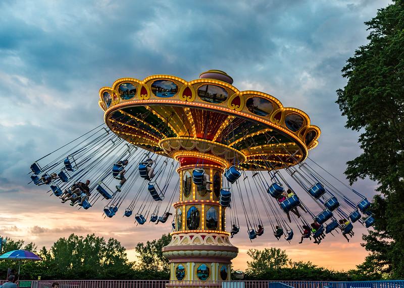 Flying Swings