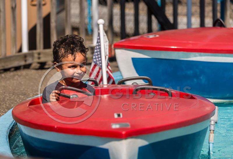 Kiddie Land Boats
