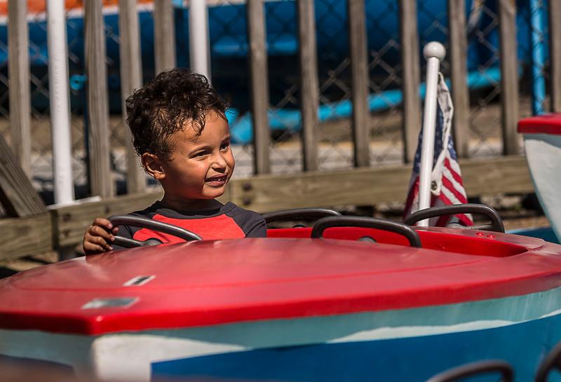 Kiddie Land Boats a