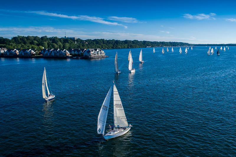Bayfront Boat Race 20 x 30