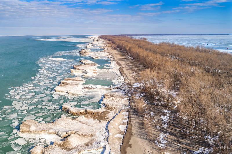 PI Ice Dunes 009 February 03, 2019 20 x 30