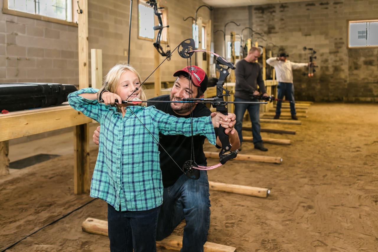 CCO Indoor 3D Archery 023 September 07, 2017