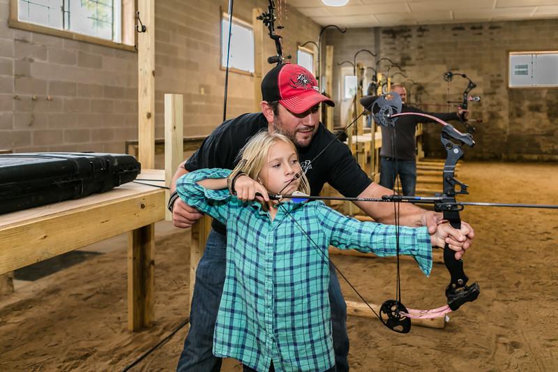 CCO Indoor 3D Archery 022 September 07, 2017