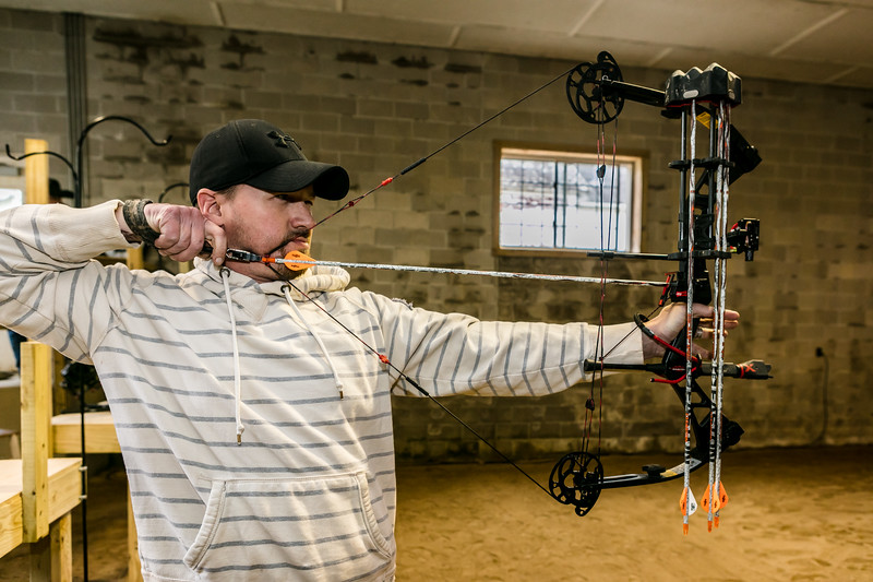 CCO Indoor 3D Archery 027 September 07, 2017