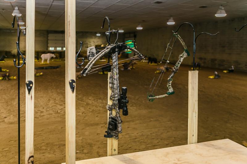 CCO Indoor 3D Archery 006 September 07, 2017