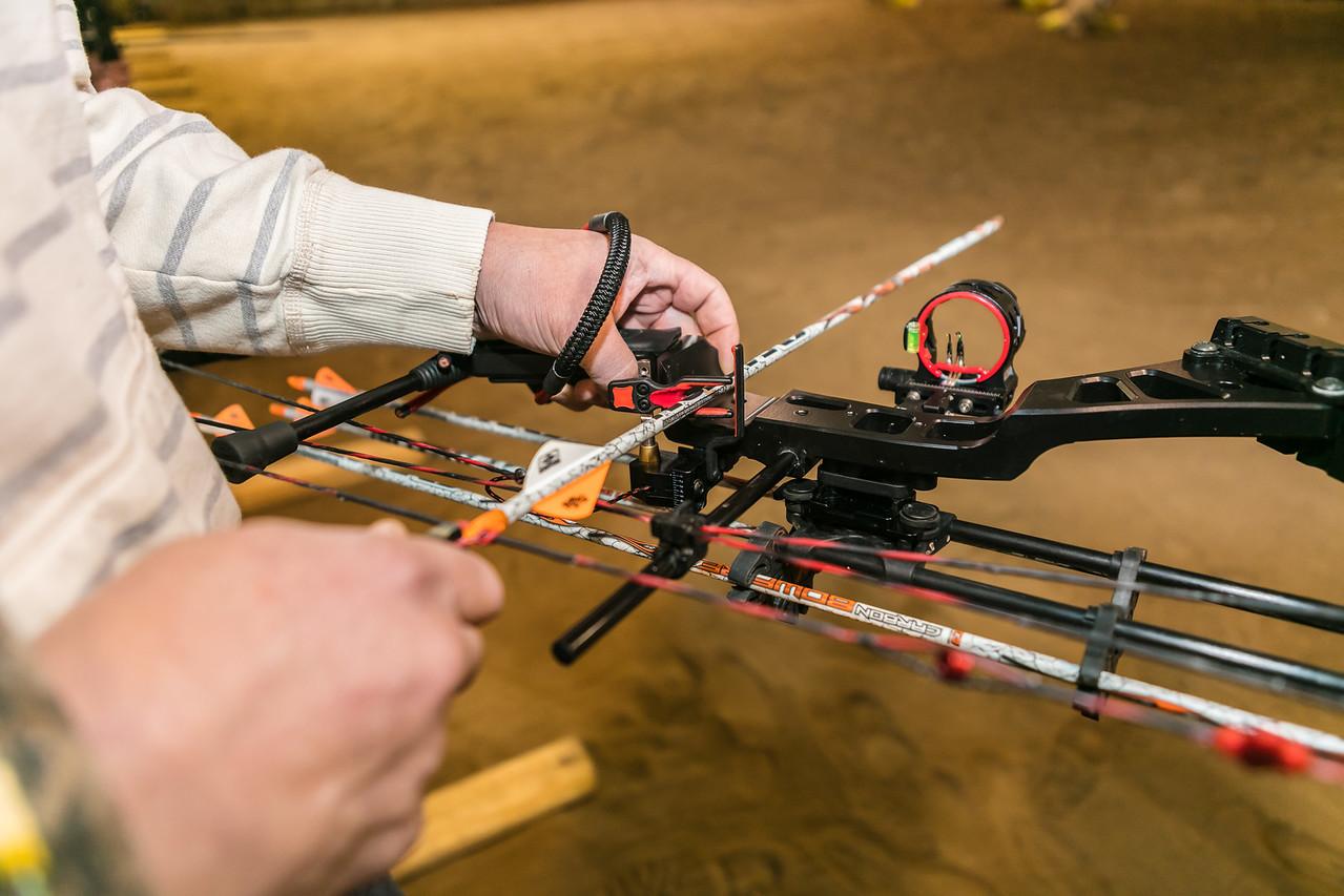 CCO Indoor 3D Archery 020 September 07, 2017
