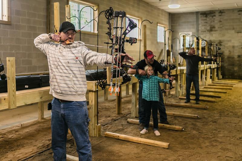 CCO Indoor 3D Archery 019 September 07, 2017