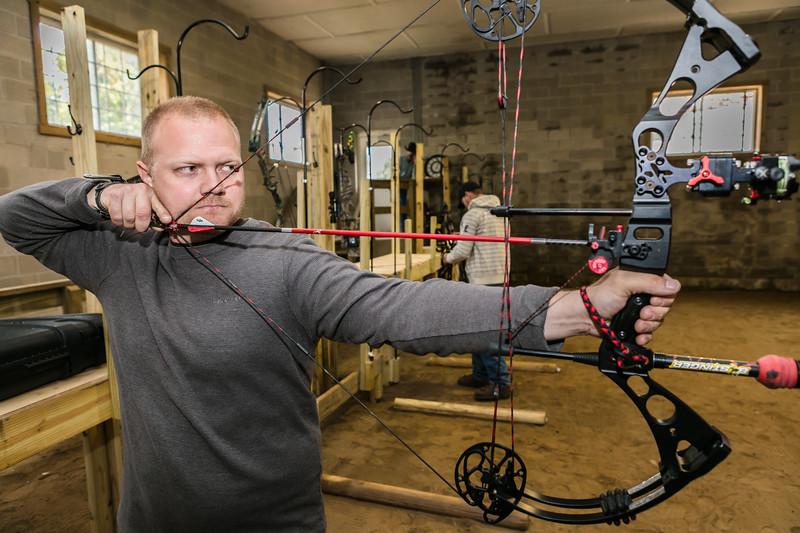 CCO Indoor 3D Archery 028 September 07, 2017
