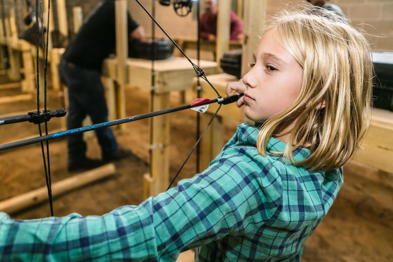 CCO Indoor 3D Archery 031 September 07, 2017