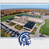 McDowell High School Fall Logo