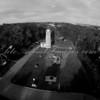 Land Lighthouse B&W