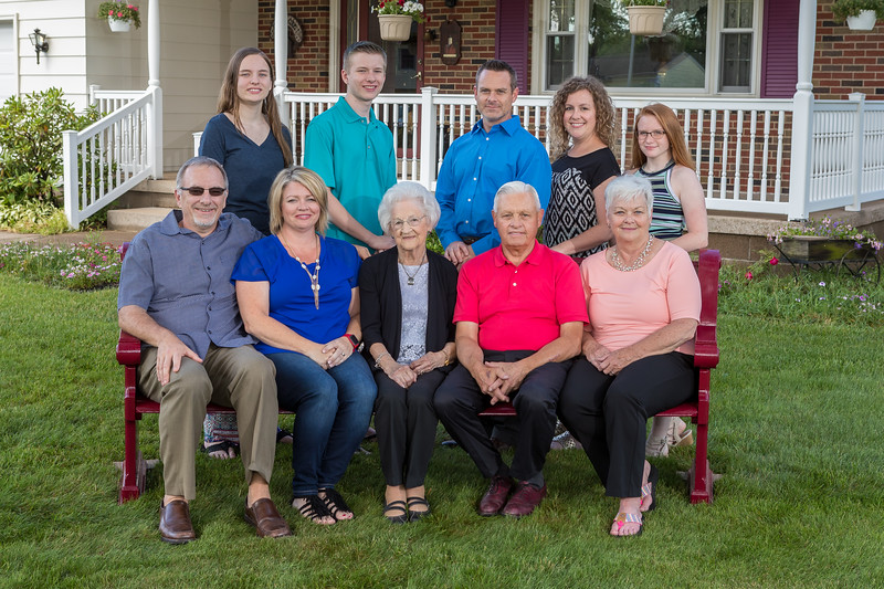 Morris Family 005 June 23, 2018