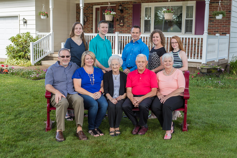 Morris Family 002 June 23, 2018