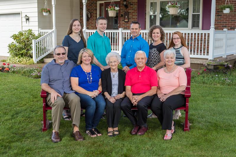Morris Family 001 June 23, 2018