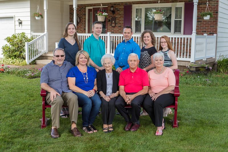Morris Family 003 June 23, 2018