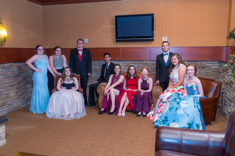 Ft Leboeuf 2018 Prom 001 May 12, 2018