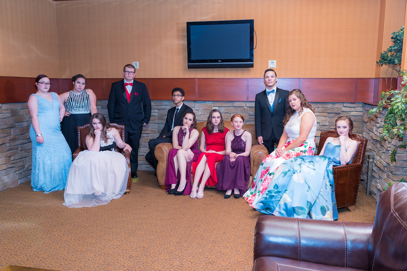 Ft Leboeuf 2018 Prom 002 May 12, 2018