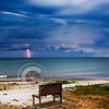 Avonia Beach Lightning