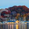 Erie yacht Club Super Moon