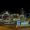Bayfront Convention Center Night