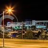 Bayfront Campus Night